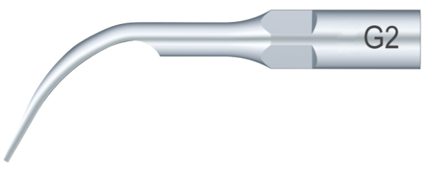 Scaler-Spitze G2 (Starke supragingivale Zahnbeläge)
