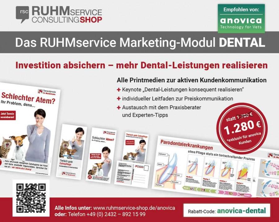 Marketing-Modul-Dental-RUHMService