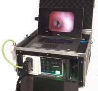 Laptop inklusive Software für die Endoskopie